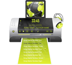 Printer Secure Music Player